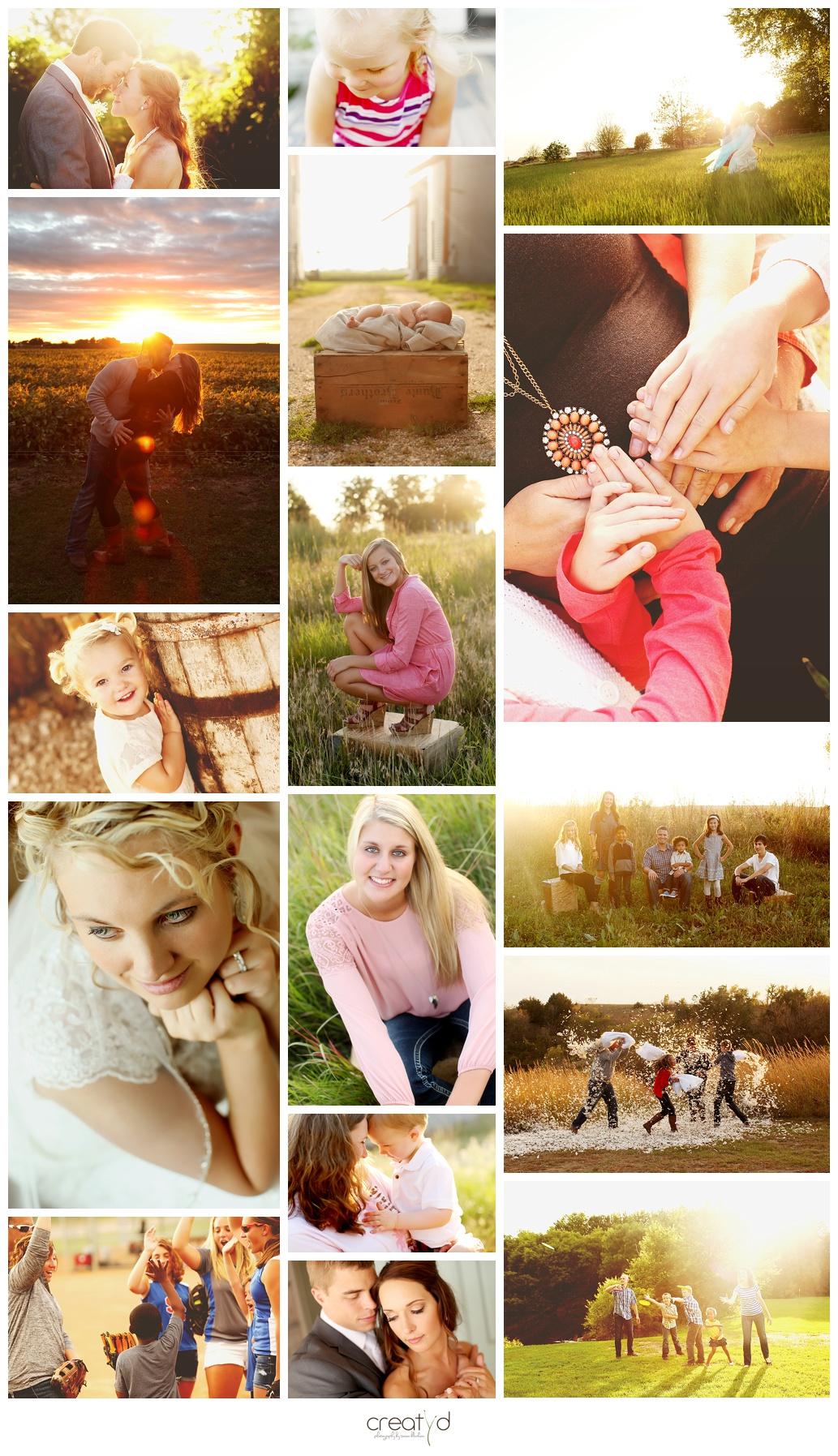Creatyd Blog - Northwest Iowa Photographer